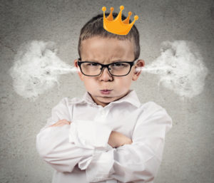 Drama King - a child with big emotions