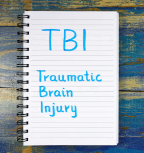 Counseling is important for TBI