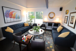 Bellevue Family Counseling Lobby